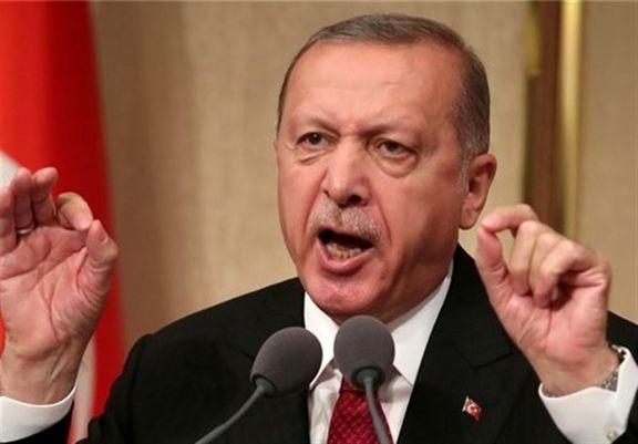 گفتگوی ترامپ با اردوغان برای بررسی تحریم هالک بانک