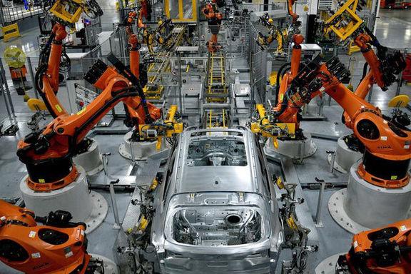 رشد فعالیت کارخانجات تولیدی آمریکا برای دومین ماه متوالی کند شد