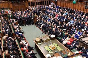 تصویب نهایی توافق «برگزیت» در پارلمان انگلیس