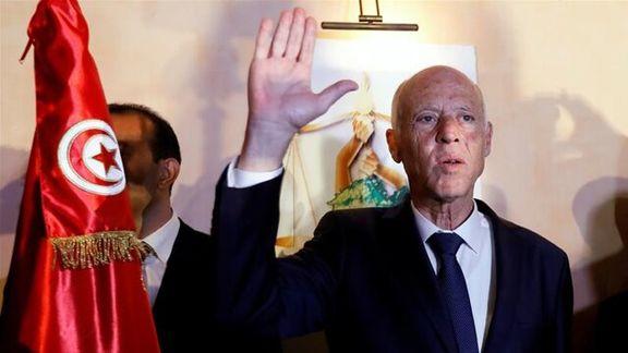 رئیس جمهور تونس تهدید به انحلال پارلمان کرد