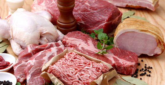 روند قیمت گوشت و مرغ در هفته های اخیر