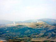 نیروهای حزب الله لبنان یک تانک اسرائیلی مرکاوا را هدف قرار دادند