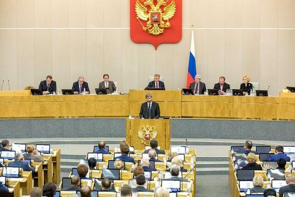 ابتلای شش نفر از اعضای دومای روسیه به کرونا / دو نماینده از بیمارستان مرخص شدند