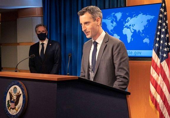 آمریکا توافق ایران و آمریکا برای تبادل زندانیان را تکذیب کرد
