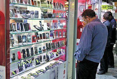 واردات موبایل امسال به 1.5 میلیارد یورو کاهش خواهد یافت