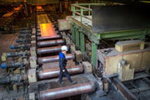 سال گذشته 5 پروژه فولادی در کشور اجرا شد