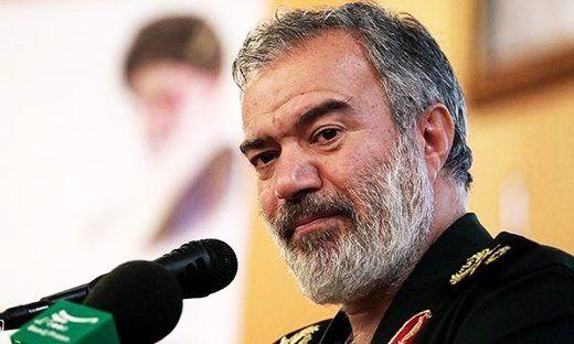 سپاه:  به دشمن درسی دادیم تا دیگر آمادگی عملیاتی ما را امتحان نکند