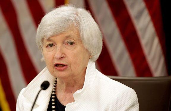 ژانت یلن: رشد نرخ بازدهی اوراق نشانه ریکاوری اقتصاد است نه افزایش نرخ تورم