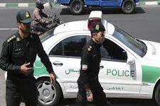 پلیس حادثه پارک پلیس دستگیر و از کار عزل شد