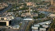 عراق خبر حمله موشکی به خانه ای نزدیک سفارت آمریکا را تکذیب کرد