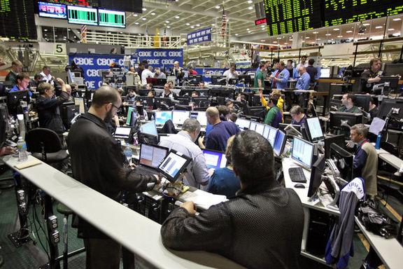 ریزش شاخص های بورسی مهم جهان با نگرانی از نرخ تورم