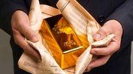 رشد قیمت جهانی طلا در مقابل کاهش ارزش دلار در بازارهای جهانی