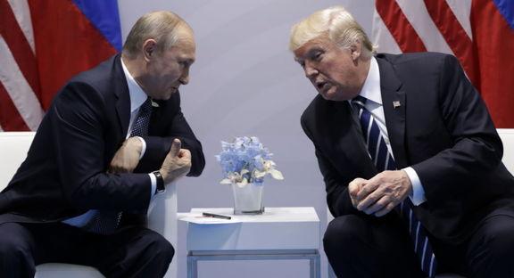 احتمال لغو دیدار ترامپ و پوتین به دلیل درگیری اوکراین
