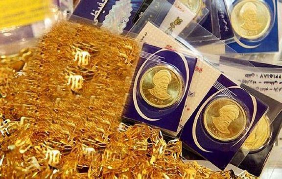 نایب رئیس اتحادیه طلا و جواهر تهران: حباب سکه به 400 هزار تومان افزایش یافت