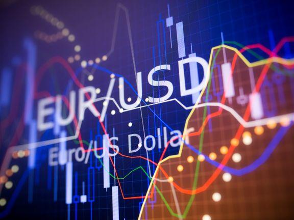 افزایش قیمت یورو در برابر دلار در آستانه نشست بانک مرکزی اروپا