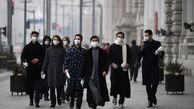 افزایش 93 نفری قربانیان ویروس کرونا نسبت به دیروز