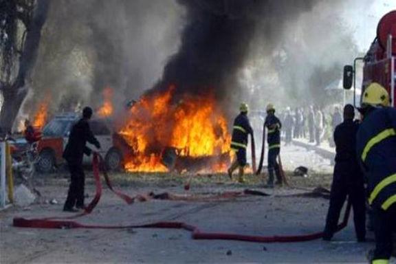 انفجار خودروی بمب گذاری شده در موصل  ۱۳ کشته و زخمی بر جا گذاشت