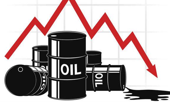 کاهش 6.7 درصدی قیمت هفتگی نفت با ابتلای ترامپ به کرونا