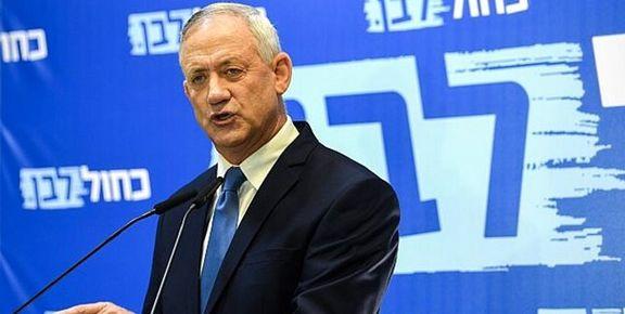 گانتز حماس را تهدید به تخریب مقرهایش کرد