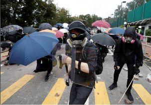وضعیت هنگ کنگ بحرانی شده است