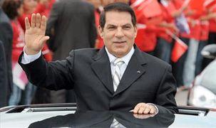 رئیسجمهور فراری تونس درگذشت