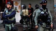 معترضان هنگ کنگی با پلیس ها چه کردند؟