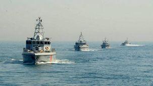 گشت نظامی در خلیج فارس شروع شد/کشورهای شورای همکاری خلیج فارس در این دریا گشت نظامی می دهد