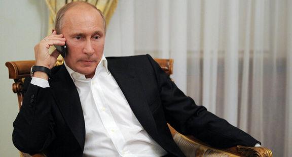 رایزنی رئیس جمهور روسیه با همتای اوکراینی خود