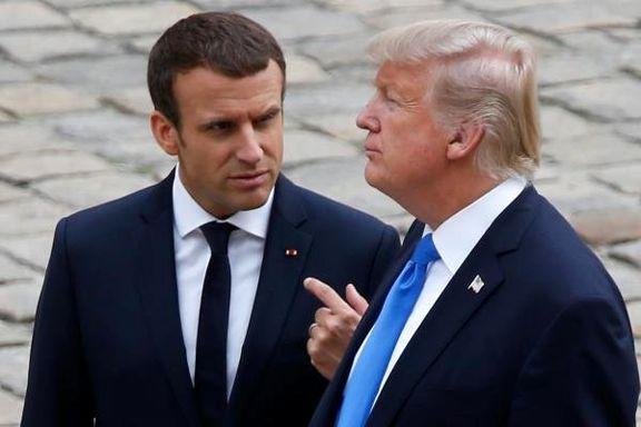 ادعای جدیدترامپ: میدانم که ایران میخواهد گفتوگو کند ما هم گفتوگو میکنیم