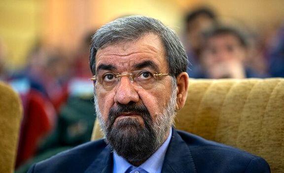 واکنش محسن رضایی به  تحریم شدنش توسط آمریکا