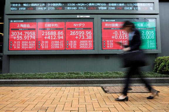 پرواز شاخص های سهام آسیا در واکنش به قرارداد تجاری چین