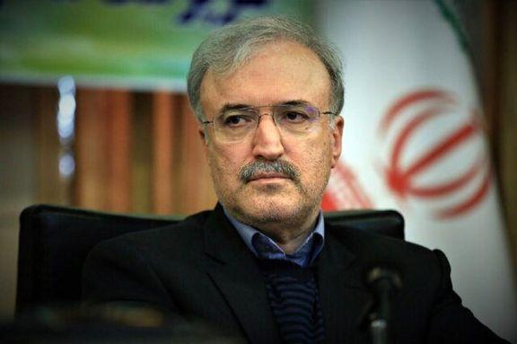 وزیر بهداشت فردا به عراق می رود