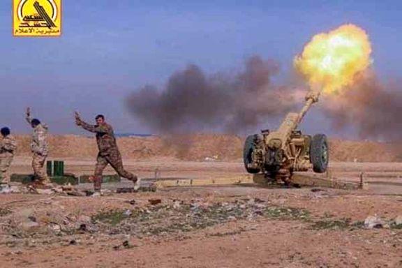 استقبال سازمان بدر از برابری حقوقی حشد شعبی و نیروهای امنیتی عراق