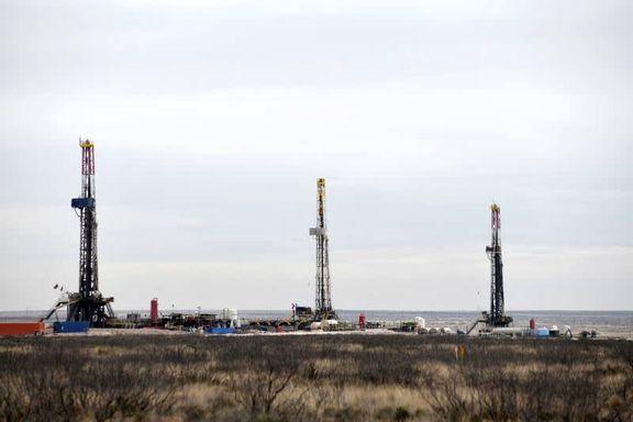 افزایش تعداد دکلهای فعال نفتی در آمریکا
