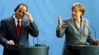 رئیس جمهور مصر وارد برلین شد