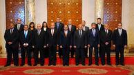 تغییرات گسترده در کابینه عبدالفتاح السیسی