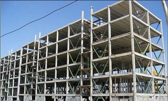ساخت ۴ میلیون واحد مسکونی تا پایان دولت سیزدهم