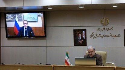 همکاری وزارت بهداشت تهران و مسکو در زمینه کووید 19