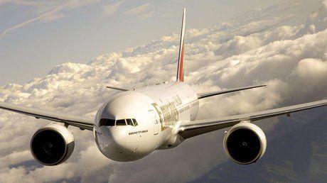هواپیمای امارات در 6 ماه اخیر با کاهش سود همراه بوده است