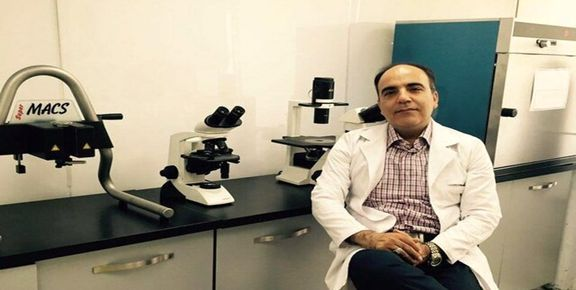 آخرین اخبار از وضعیت مسعود سلیمانی استاد زندانی در آمریکا