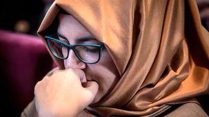 انتقاد خدیجه جنگیز از واکنش آمریکا به قتل خاشقجی