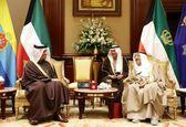 مقامات کویت و قطر با یکدیگر دیدار خواهند کرد