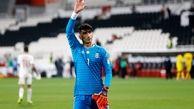 بیرانوند: از فوتبال ایران خداحافظی میکنم