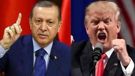 آمریکا تحریم های جدیدی را علیه ترکیه تصویب کرد