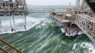 طوفان های فصلی آمریکا باعث تعطیلی شرکت های نفتی این کشور شد