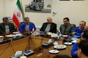 محمد زالی مدیر عامل ایرانخودرو دیزل شد