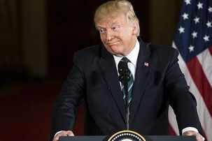 ترامپ دموکرات ها را به بهانه پرداخت پول به ایران مورد انتقاد قرار داد
