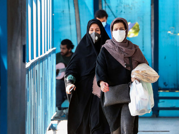 آخرین آمار کرونا در ایران؛ فوت ۵۹۵ نفر دیگر