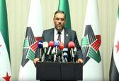 انس العبده رئیس ائتلاف مخالفان سوریه شد