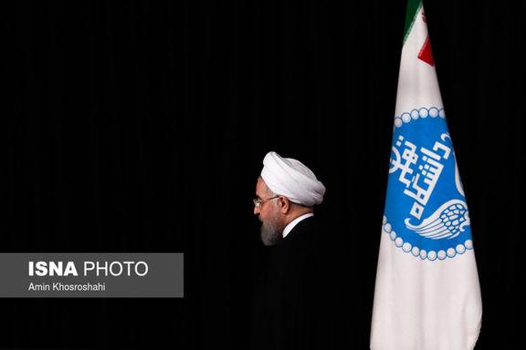 حسن روحانی چهارشنبه هفته آینده به دانشگاه تهران میرود
